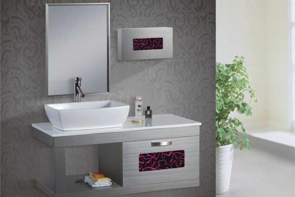 浴室柜安装和防潮诀窍