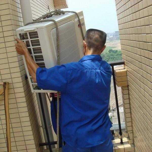挂壁式空调安装详细教程 没你想的那么简单