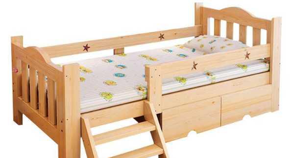 香椿木儿童床手把手教你如何安装