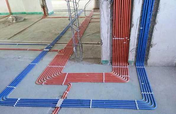 专业水电师傅教你室内水电安装步骤