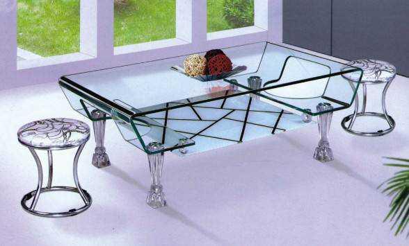 玻璃家具越擦越脏,教你快速清洁玻璃家具的窍门
