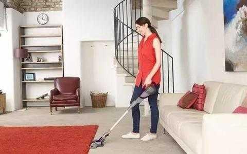 家中的吸尘器用多久,清理一次