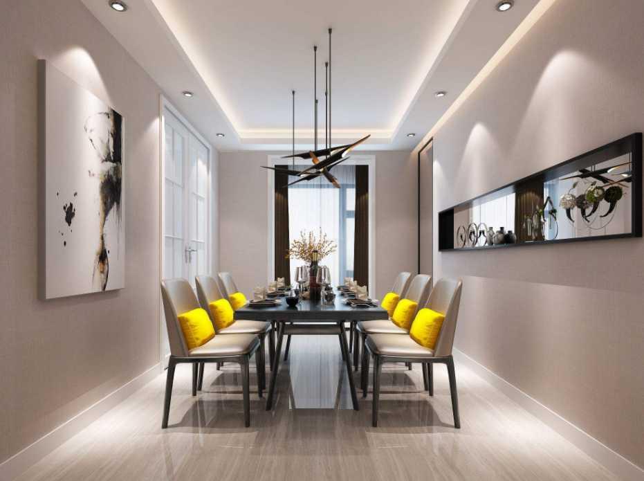 餐厅吊灯安装高度 吊灯尺寸大小