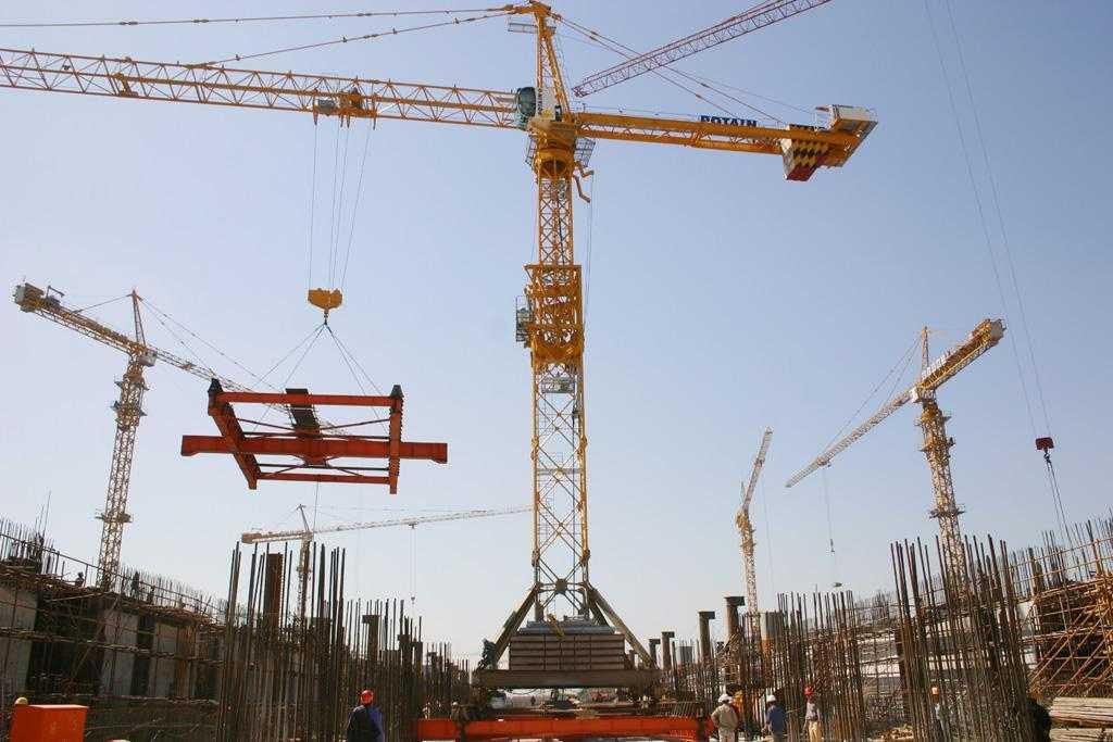 塔吊怎么安装?建筑施工塔吊安装步骤