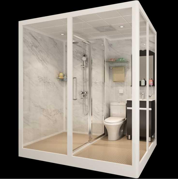 淋浴房施工注意事项有哪些?