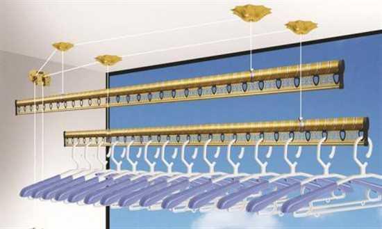 阳台装好吊顶后居然忘了安装晾衣架!还能安装吗?