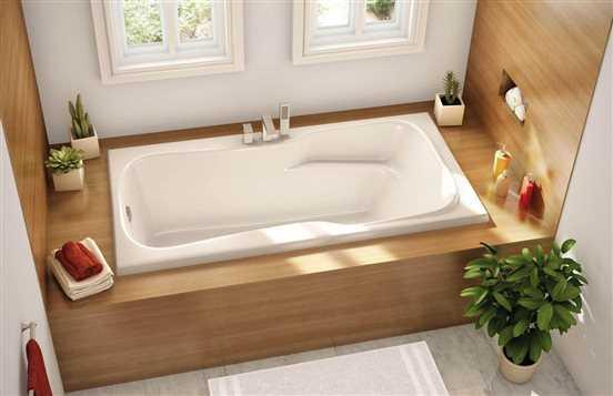 浴缸选哪种合适?看完浴缸分类及优缺点就懂了