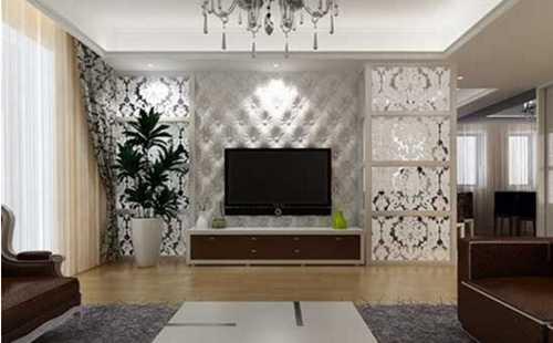 这样安装电视背景墙,家里瞬间变得高大上!