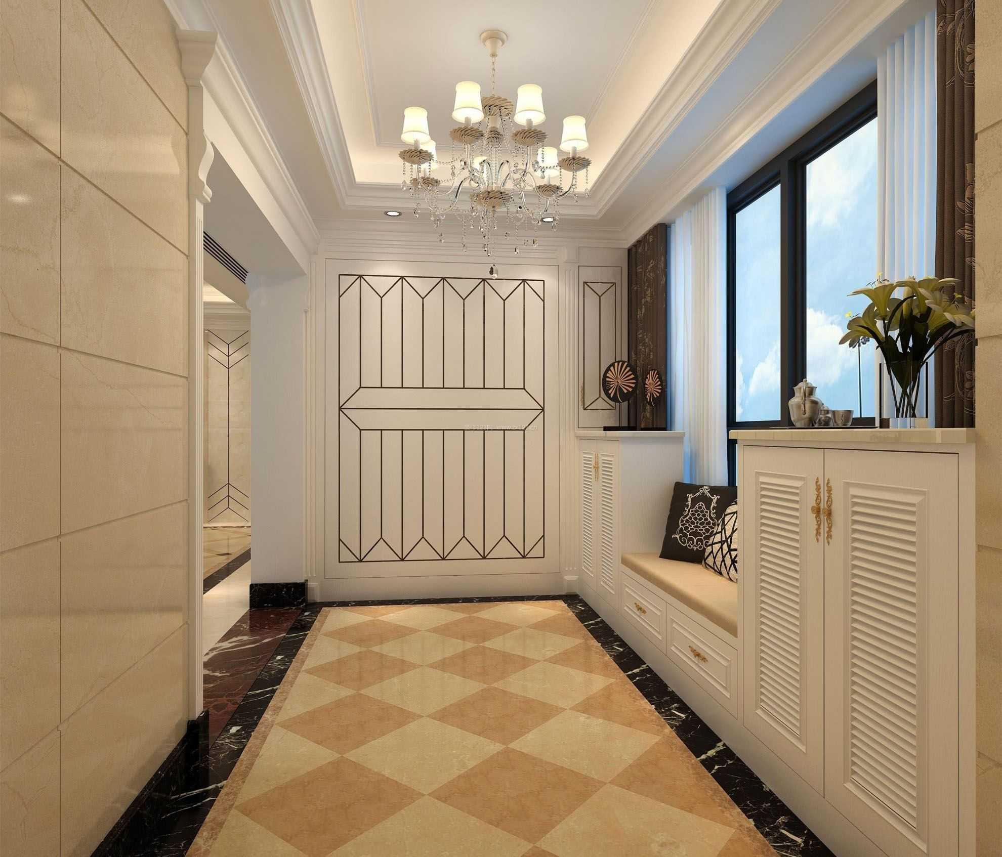 房子能否有更大使用空间,关键一点看鞋柜尺怎么设计