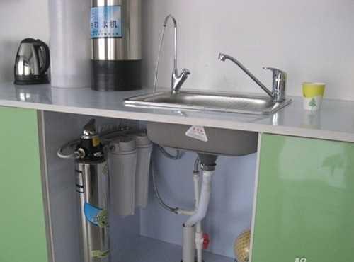 台面、台下净水器怎么安装?有什么注意事项?