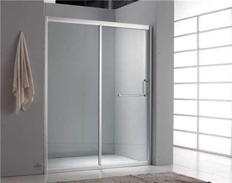 淋浴房挡水条怎么安装