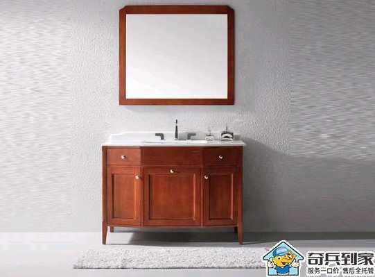 如何确定浴室柜安装位置?要注意什么细节?