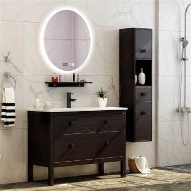 没有这5个安装步骤,家里的浴室柜不可能装得对