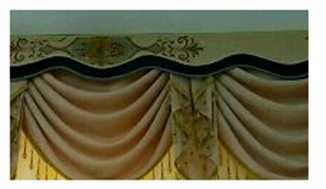 带帘头的窗帘怎么安装?厉害的安装师傅4步就搞定