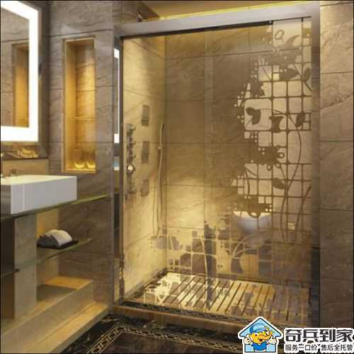 淋浴房挡水条怎么安装?是否有必要安装?