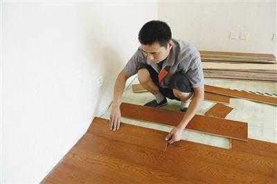 老装修工透露,木地板安装若能做到这些步骤,效果绝对不差!