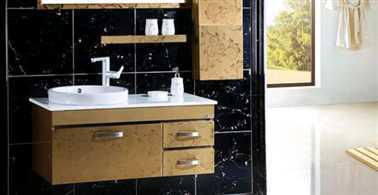 普通大小的浴室适合选购哪种尺寸的浴室柜?