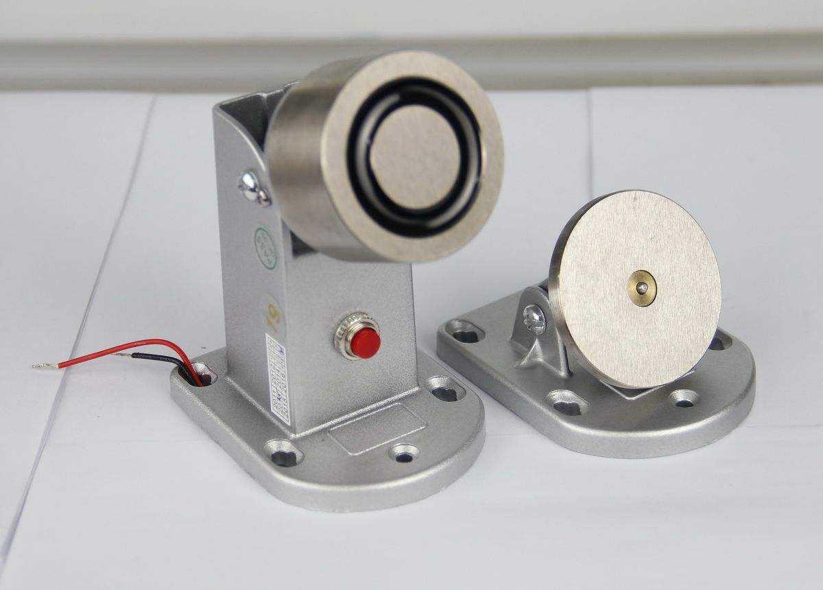 电磁门吸工作原理及安装方法