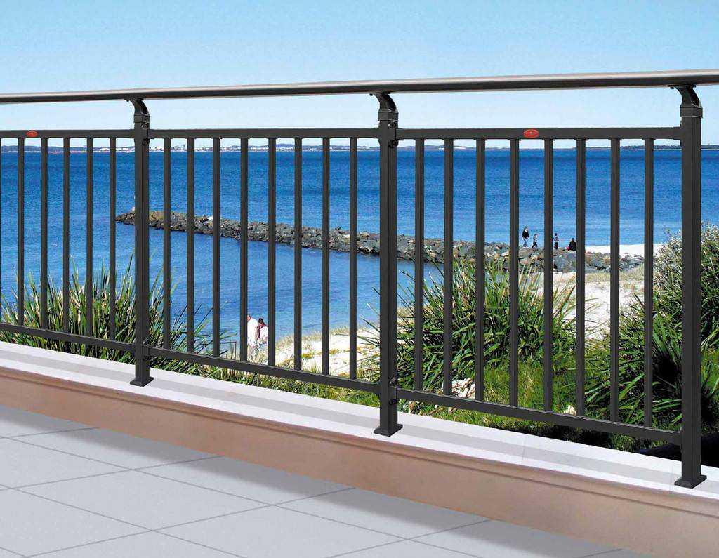 这样安装阳台护栏,安全性能更高