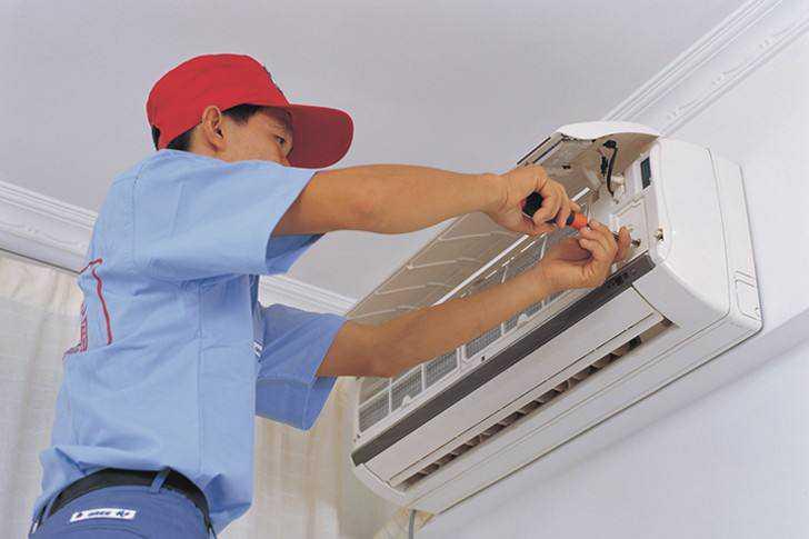 空调安装为什么要收高空费?打孔费80元一个?