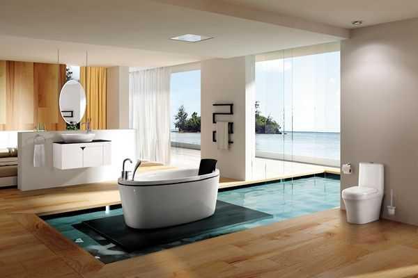 坐便器安装,洗脸盆安装,浴缸安装详解介绍