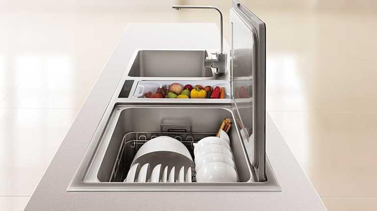 新买的洗碗机该如何安装?