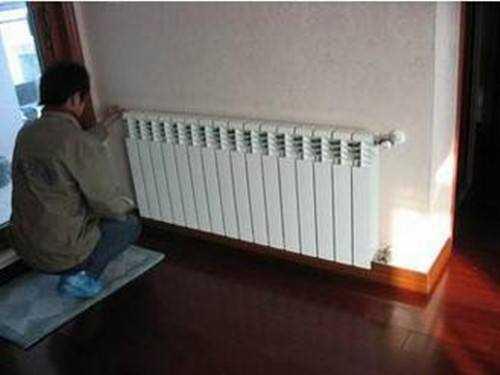 安装暖气片要方法,使用暖气片要注意事项