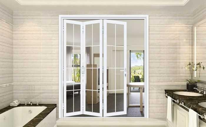 折叠门怎样安装—如何安装折叠门