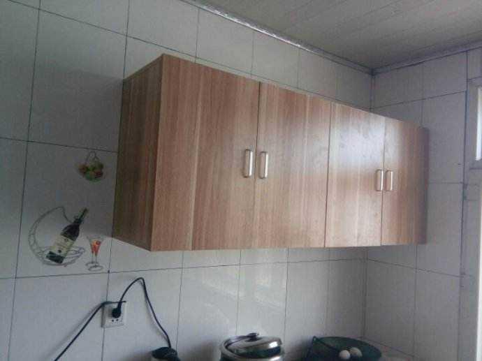 厨房壁柜安装方法