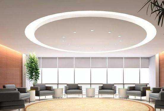 圆形吊顶安装方法