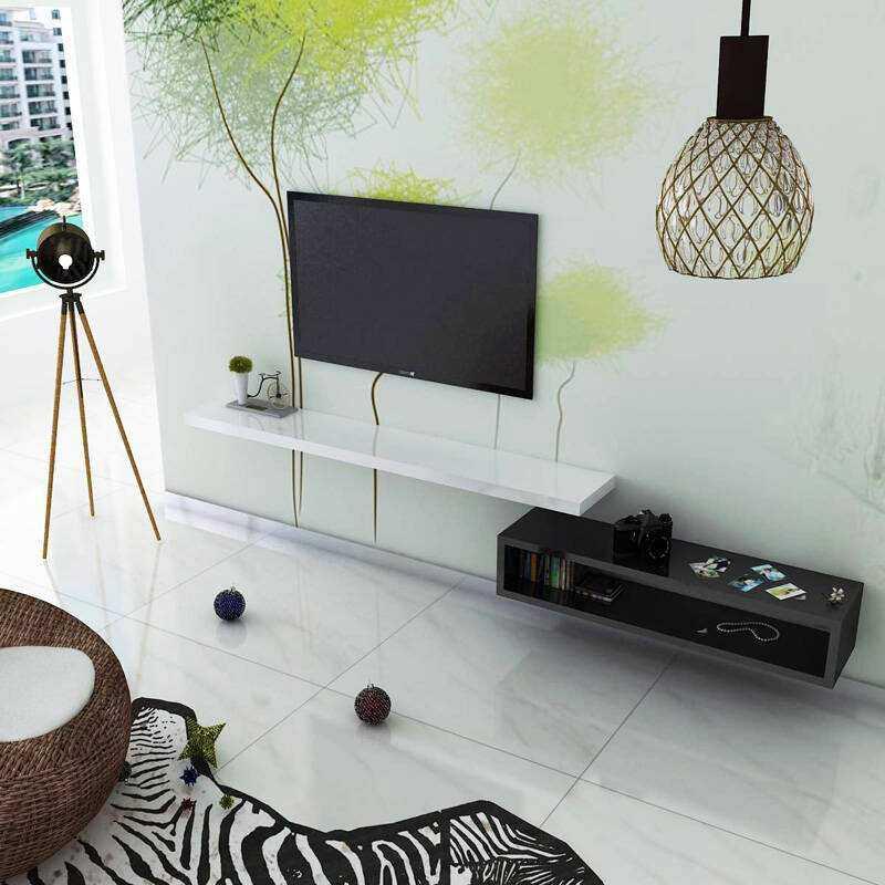 怎么安装壁挂电视柜 壁挂电视柜安装步骤