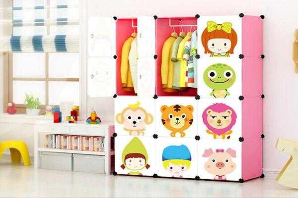 安装儿童衣柜有方法,三种儿童衣柜的安装方法小知识