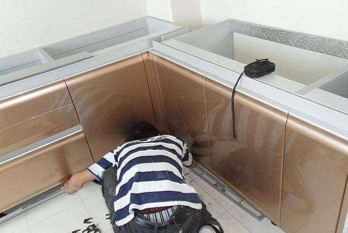 橱柜安装是一定要重视 橱柜安装注意事项