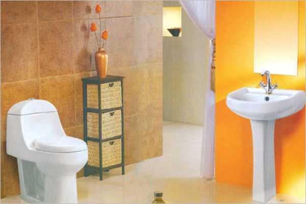 意陶卫浴洁具安装步骤