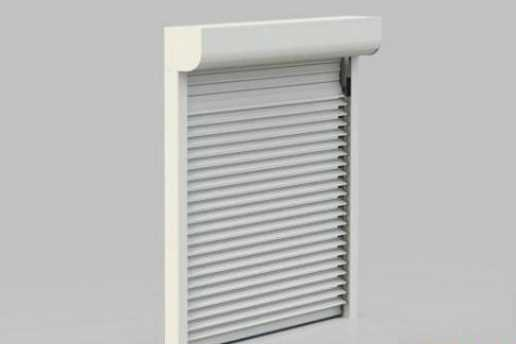 电动卷帘窗安装步骤及要求