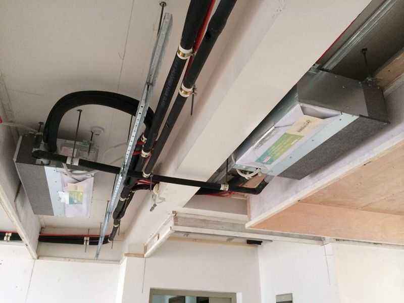 这样安装吊顶式空调机,不怕出问题