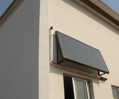 壁挂太阳能管道安装技巧