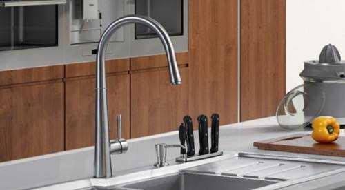 厨房水龙头安装步骤