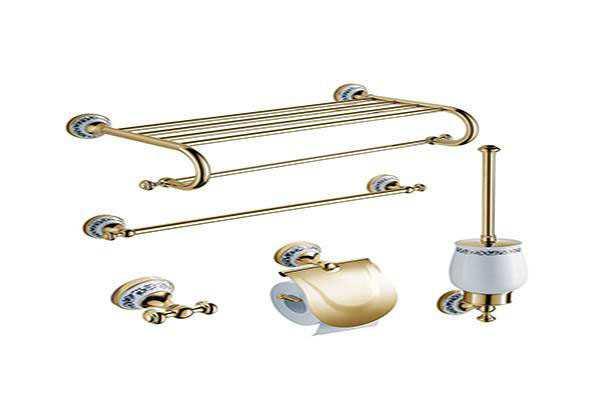 卫浴挂件安装,卫浴五金挂件安装方法