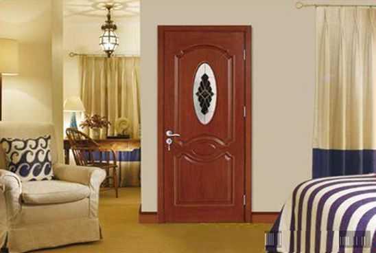 让生活充满色彩 烤漆门安装方法
