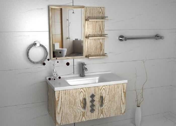 学会这几招 安装浴室柜省心又省力