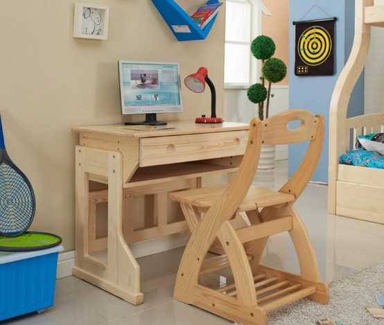 儿童写字桌的安装步骤及注意事项
