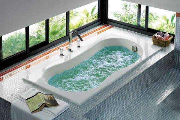 你对浴缸了解吗?浴缸安装小知识
