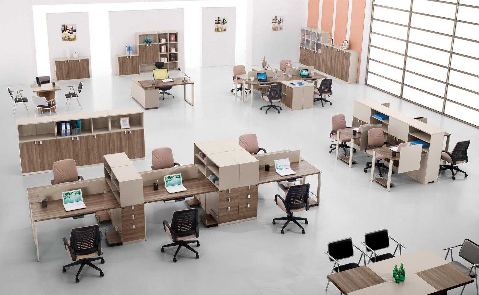 实用办公家具安装的技巧及注意事项