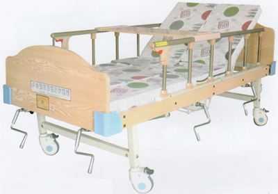 家庭护理不再困难 护理床安装方法