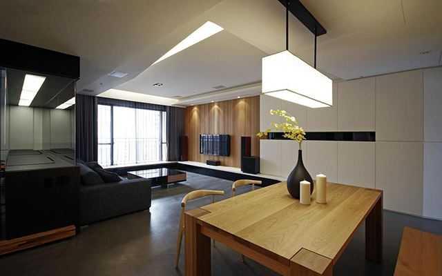 安装餐厅吊灯高度一般多少米?