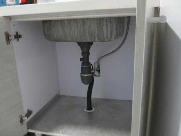 洗碗池管道正确安装方法出炉
