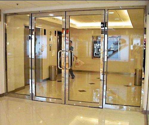 玻璃门安装有哪些注意事项?