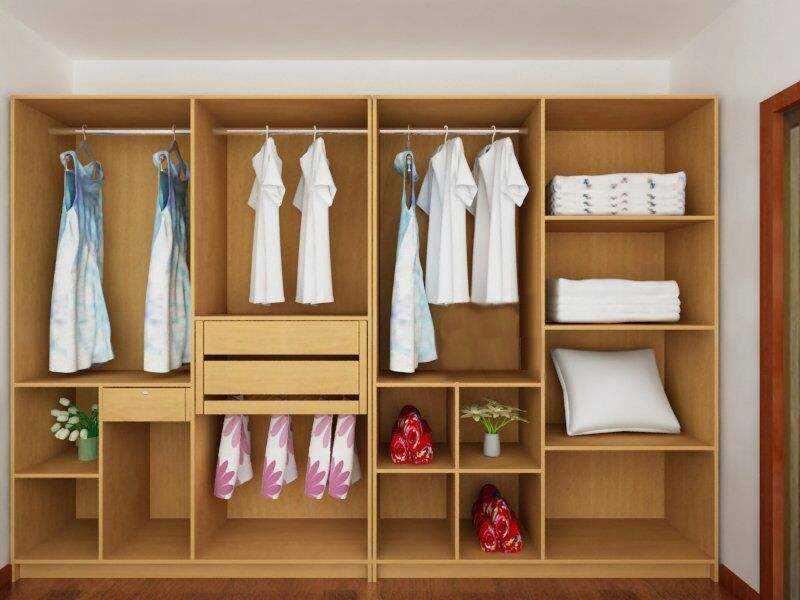 定制衣柜的安装步骤