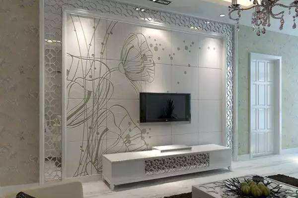 电视背景墙装饰架介绍,让你有一个不一样的客厅